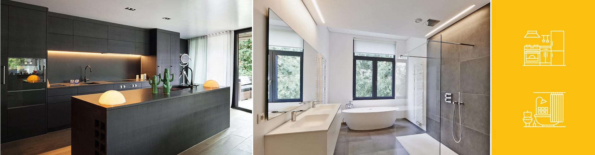 Rénovation salle de bain Lyon et cuisine | Lyon Rénovation
