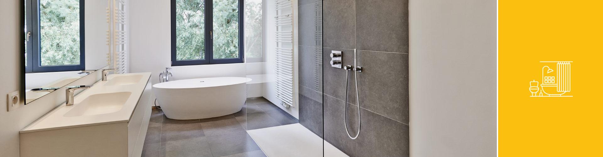 Rénovation salle de bain Lyon, devis gratuit | Lyon Rénovation